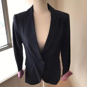Zara fitted cotton blazer!